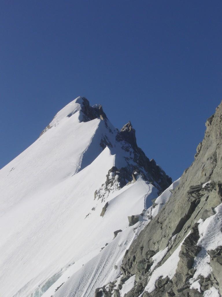 Weisshorn Nordgrat